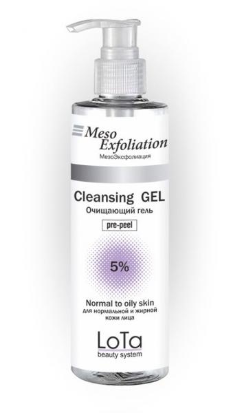 Очищающий Гель / Cleansing Gel 5%, рН 3.5